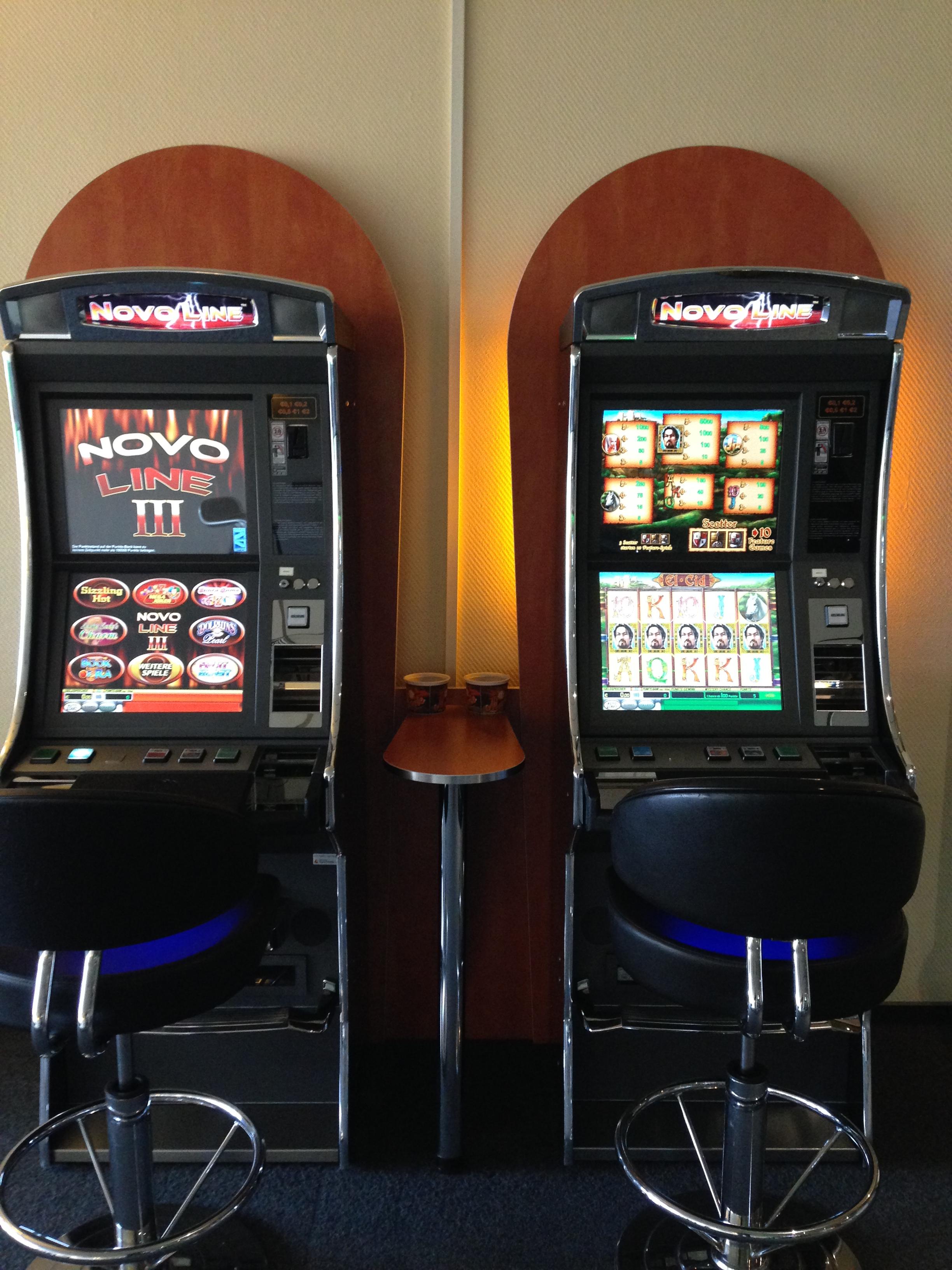 Online Spielhalle Novoline